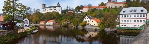 Rožmberk_Panorama1